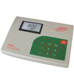 AD 8000 laboratóriumi pH-, ORP-,  EC-, TDS- és hőmérsékletmérő GLP-vel