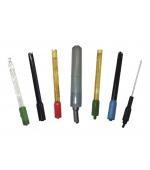 Cserélhető mérőfejek (elektródák)