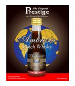 Ambrózia Skót Whisky Prestige esszencia