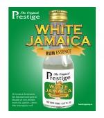 White Jamaica Rum Prestige esszencia