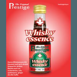 Canadian Whisky Prestige esszencia