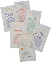 Kalibráló folyadék EC mérő műszerhez