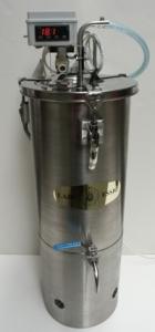 Acetátor (szubmer ecetkészítő gép), 20 literes, LABU