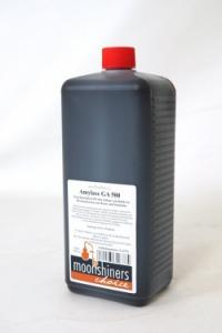 Keményítő bontó amiláz enzim 150 liter cefréhez (GA 500, 1 liter)