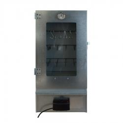 Mobil húsfüstölő szekrény külseje
