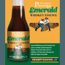 Ír Emerald Whisky Prestige esszencia