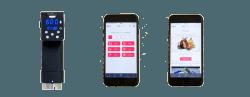 iVide WIFI szuvidáló rúd wifi vezerléssel