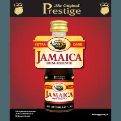 Extra Dark Jamaica Rum Prestige esszencia
