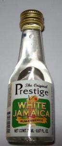 Jamaica rum, fehér eszencia