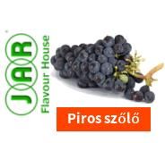 Piros borszőlő aroma JAR