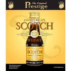 Jonny's Whisky Prestige esszencia