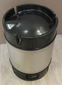 9 literes KEG söröshordó alja