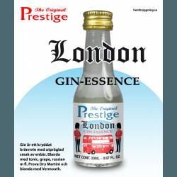 London Gin Prestige esszencia