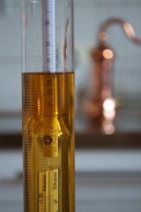Műanyag mérőhenger, 100 ml-es