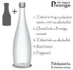 Prestige használati utasítás