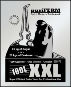 puriFERM XXL turbó élesztő