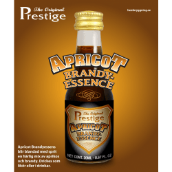 Sárgabarack Brandy Prestige esszencia