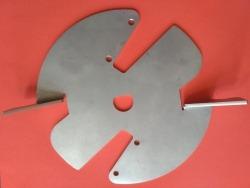 Eredeti Speidel örlő kés a Speidel darálóhoz
