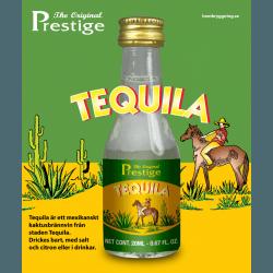 Tequila White Prestige esszencia