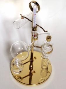 Asztali üveg lepárló