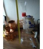 Automatikus illóolaj leválasztó laborüvegből