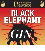 Black Label Gin Prestige esszencia