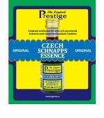 Cseh Snapsz Prestige esszencia (Becherovkához hasonló ital készítéséhez)