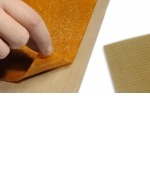 Az aszalótálca betétről (Dry Silk) így lehúzható a kész aszalt gyümölcslap