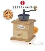 Kézi malom gabonafélék lisztté őrléséhez és pelyhesítéséhez, Zassenhaus
