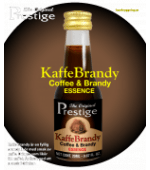 Kávé brandy Prestige esszencia
