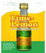 Lime & citrom Fruity Shot Prestige esszencia