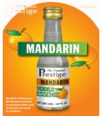 Mandarin vodka Prestige esszencia