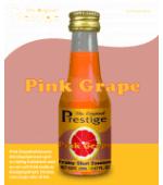 Pink Grapefruit Fruity Shot Prestige esszencia
