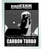 puriFERM Carbon turbó élesztő
