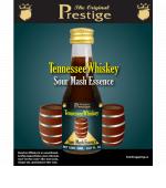 Tennesse Bourbon Whisky Prestige esszencia