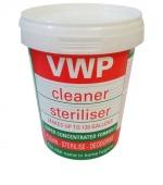 Fertőtlenítő szer eszközökhöz, 100 gramm (VWP)