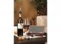 5 részes boros készlet fa dobozban