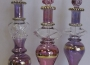 Üveg manufaktúrában készített parfümös üveg
